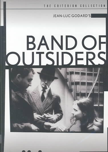 BAND OF OUTSIDERS BY GODARD,JEAN-LUC (DVD)
